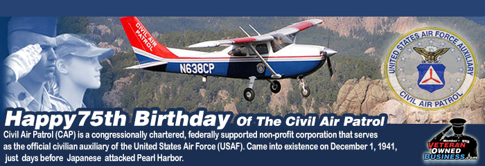 happy 75th birthday of the civil air patrol 2015