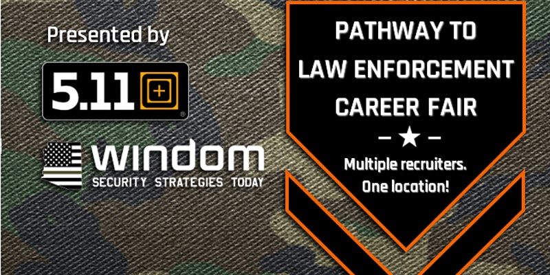 Pathway to Law Enforcement Career Fair