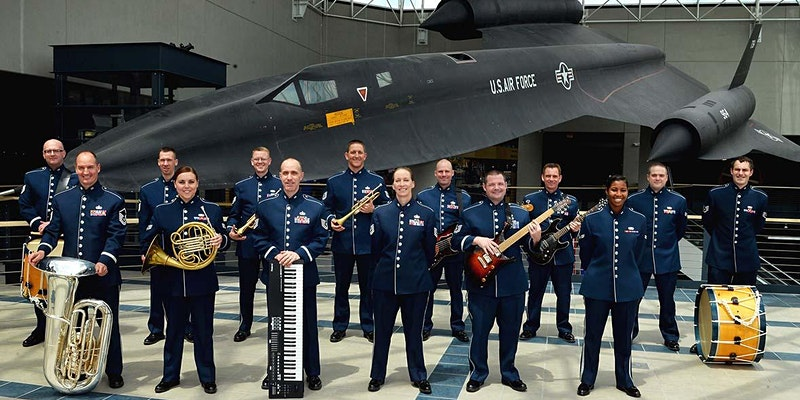 A Salute to the Armed Forces | United States Air Force Heartland of America Band