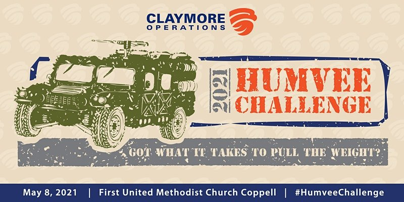 Humvee Challenge | First United Methodist Church Coppell Texas