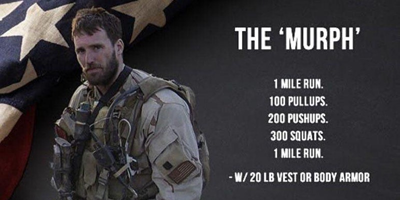 The Murph Challenge | Monkey Mountain Sports Complex - Montana